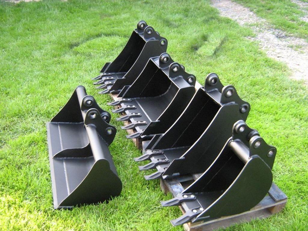 Разновидности навесного оборудования мини экскаваторов и его применение