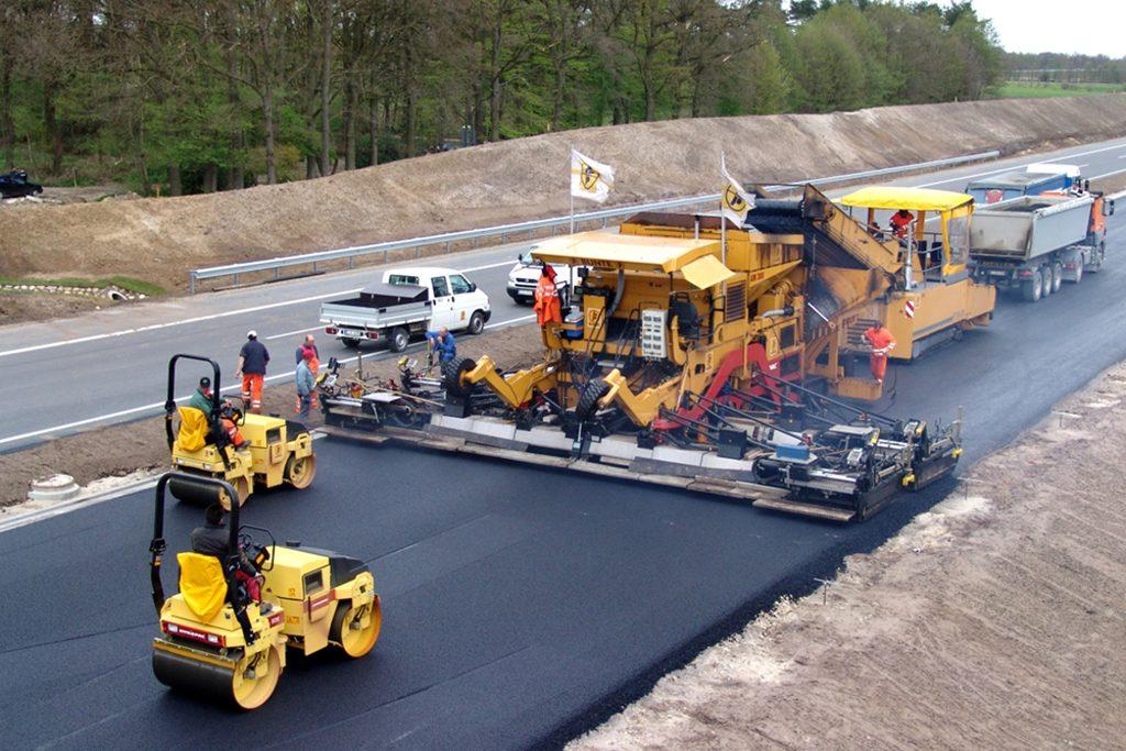 Как строится федеральная автомобильная дорога?
